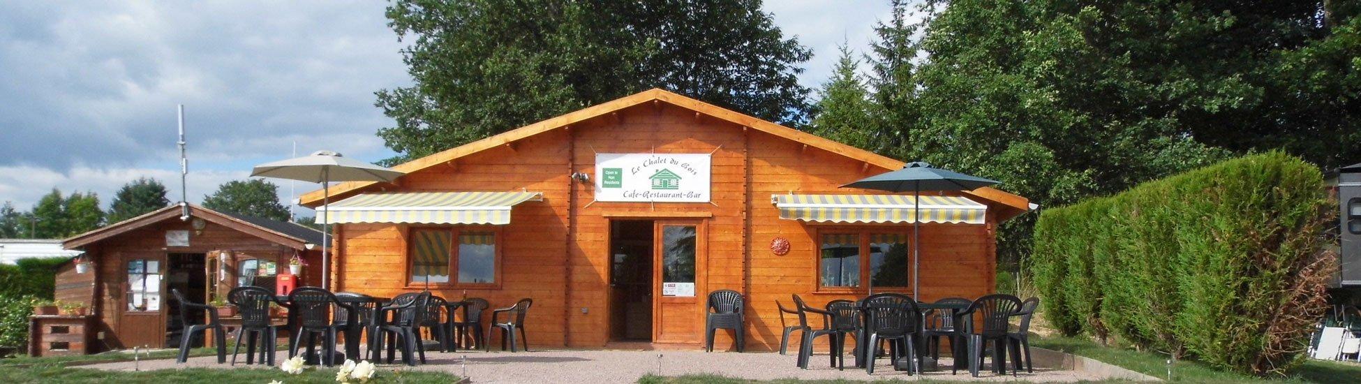 Le Chalet du Bois - Parc Verger