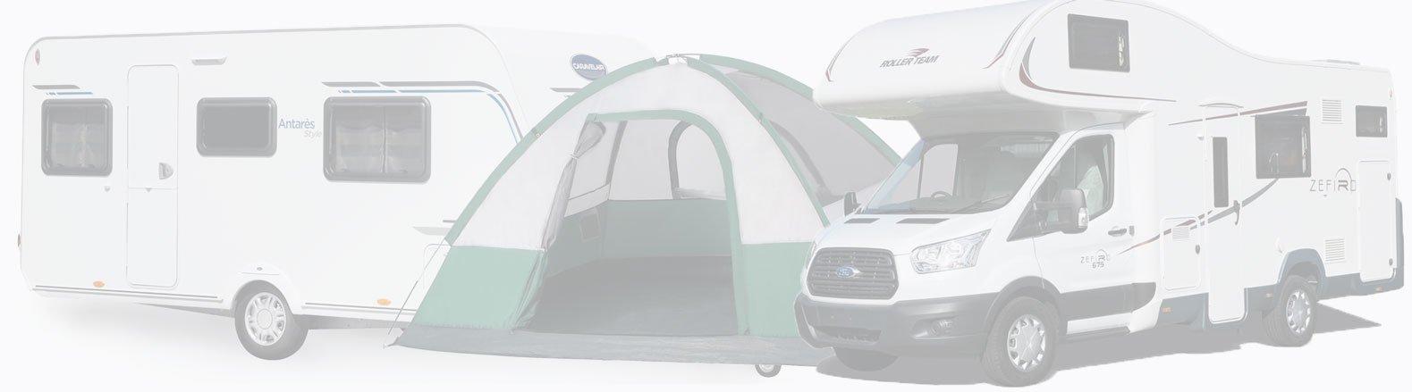 caravan-tent-motorhome - parc verger